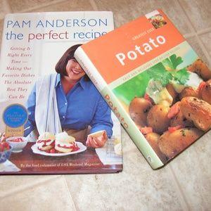 2 Cookbooks, one price EUC